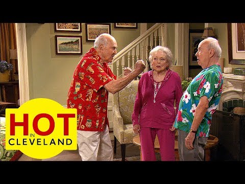 It's Not That Complicated | Hot in Cleveland S01 E07 | Hunnyhaha