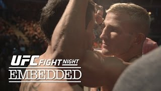 UFC EMBEDDED Fight Night Chicago Ep4