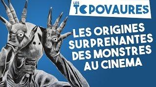 Video 5 origines surprenantes des monstres au cinéma ! Les Topovaures #5 MP3, 3GP, MP4, WEBM, AVI, FLV Mei 2017