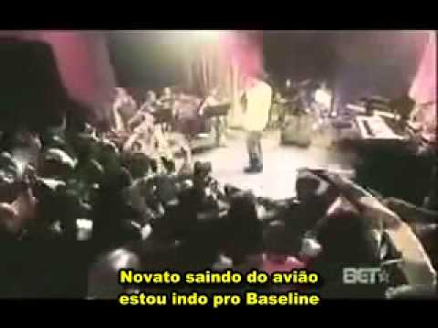 Kanye West - Big Brother [Ao vivo] (Legendado/Tradução)