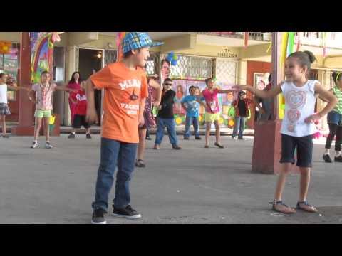 Ver vídeoSíndrome de Down: Elias bailando Gangnam Style