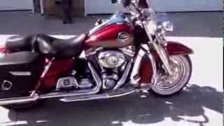 6. 2009 Harley Davidson Road King Classic FLHRC