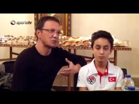 Sports TV - Türkiye Küçükler, Yıldızlar ve Emektarlar Şampiyonası - 9 Şubat 2017