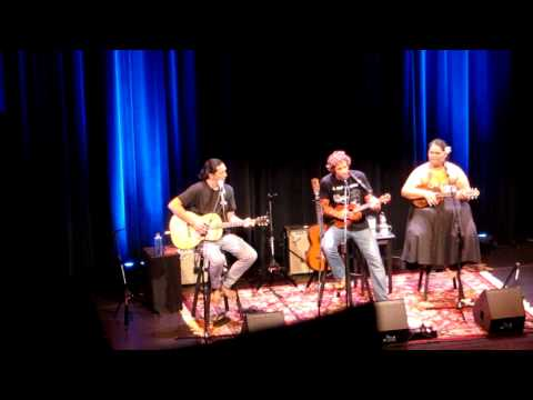 Breakdown - Jack Johnson, John Cruz and Paula Fuga - Kokua Festival 2012