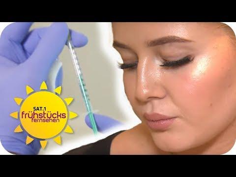 Botox mit 18 - völlig übertrieben oder gesund? | SAT.1 Frühstücksfernsehen