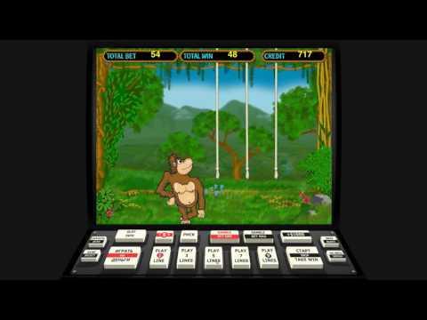 Игровой автомат бешеная обезьяна играть бесплатно без регистрации