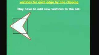 Lecture - 22 Clipping Lines