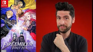 Fire Emblem: Three Houses - Game Review by Jeremy Jahns