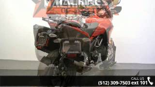 8. 2011 Ducati Multistrada 1200 S Touring Edition  - Dream M...