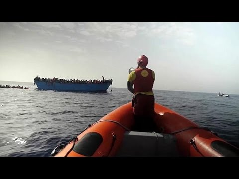 Προσφυγική κρίση: 11.000 διασωθέντες μέσα σε 2 μέρες