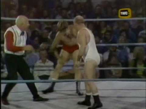 World Of Sport - Dynamite Kid vs Alan Dennison pt.2