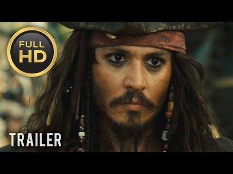 🎥 PIRATES OF THE CARIBBEAN: AT WORLD'S END (2007)   Full Movie Trailer in HD   1080p