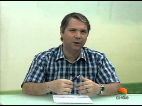 Agro Notícias 2ª edição - entrevista com Ulysses Penaforte