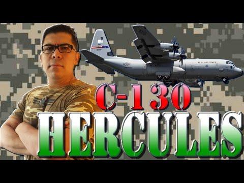 Aviones a escala - Lockheed C-130 Hercules US AIR Force. (#20)