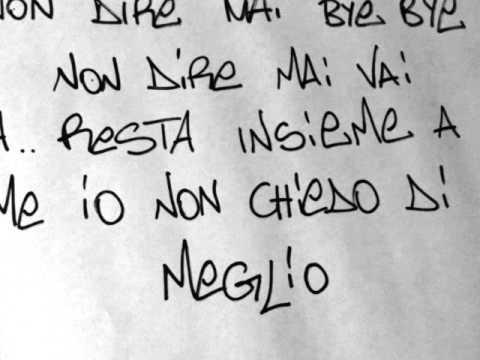 , title : 'Due Di Picche _ Fare A Meno Di Te LYRICS'