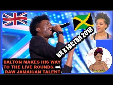 Dalton Harris Jamaican to win x factor UK_TV műsorok, celebek és extrém időjárás videók toplistája