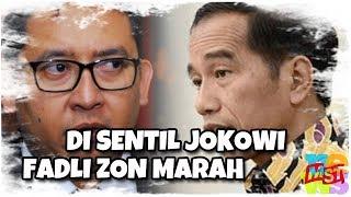Video Disentil Jokowi Satu Kata Bohong, Fadli Zon- Sodik Marah MP3, 3GP, MP4, WEBM, AVI, FLV Desember 2018