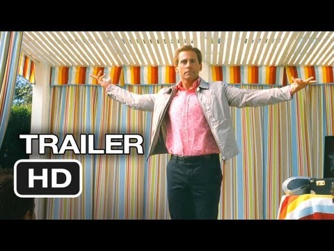 The Incredible Burt Wonderstone Official TRAILER #1 (2013) - Steve Carell, Jim Carrey Movie HD Video