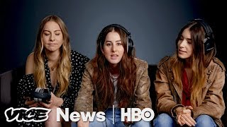 Our new music critics, Haim, review new music in their debut installment of Music Critic. Subscribe to VICE News here: ...