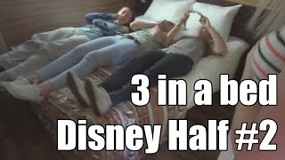 Nonton 3 In A Bed   Disneyland Paris Inaugural Half Marathon 2016 Vlog   Day 2 Film Subtitle Indonesia Streaming Movie Download