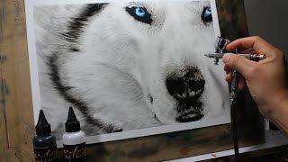Download Lagu Painting Wolf / Airbrush Wolf Mp3