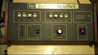ARP Little Brother Demonstration