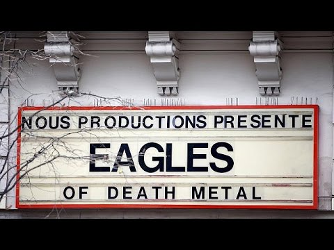 Συγκλονίζει η μαρτυρία των Eagles of Death Metal για το μακελειό στο Μπατακλάν