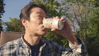 堤真一「バーベキューにはビールが一番!」/キリンTVCM「一番搾り バーベキュー」篇