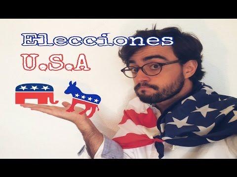 Republicanos Vs Demócratas. Especial Elecciones Estados Unidos 3ª Parte