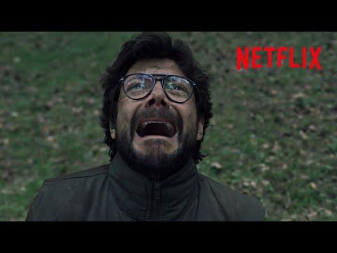 La ESCENA FINAL de La CASA de PAPEL PARTE 3 | Netflix España