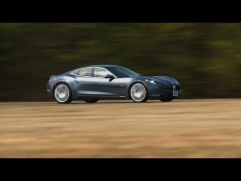 Fisker Karma review from Consumer Reports