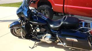 6. 2013 Harley Davidson FLHTK Electra Glide Ultra Limited