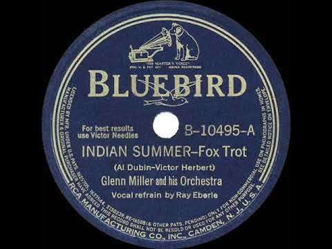 Glenn Miller – Indian Summer