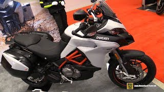 7. 2019 Ducati Multistrada 950 S - Walkaround - 2019 Montreal Motorcycle Show