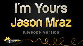 Video Jason Mraz - I'm Yours (Karaoke Version) MP3, 3GP, MP4, WEBM, AVI, FLV Agustus 2018