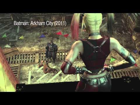 O příběhu hry Batman: Arkham Knight