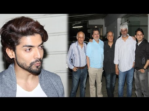 Mahesh Bhatt, Gurmeet Choudhary & Others At Special Screening Of Film Mr. X