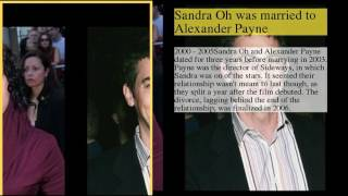 be creativo  Subscribe today and give the gift of knowledge to yourself or a friend Sandra Oh Dating History1 : Sandra Oh Dating History2 : Sandra Oh was married to Alexander Payne