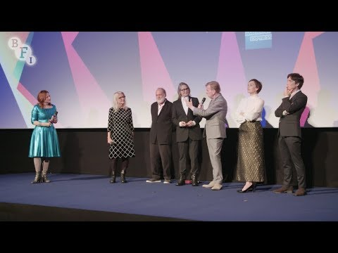 THE PARTY Q&A | BFI London Film Festival 2017