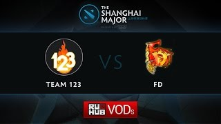 FD vs Taring, game 1