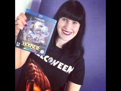 Hayley's Horror Reviews: House II: The Second Story (1987) (Arrow Video)