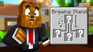 Minecraft But The Item Recipes Are Random W/Bajan Canadian- Minecraft Scramble Craft #6 | JeromeASF