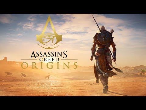 Assassin's Creed Origins (Истоки) | ГЕЙМПЛЕЙ | E3 2017