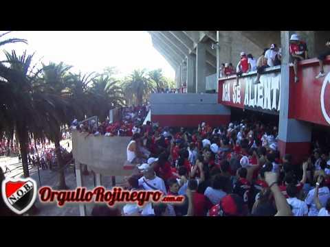 (Parte 1 HD) Previa, entrada y recibimiento desde la popular! | Newell's 2 - 0 Racing Club | - La Hinchada Más Popular - Newell's Old Boys