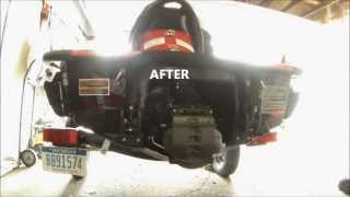 10. DIY Free Flow Exhaust 2008 Seadoo RXT 215