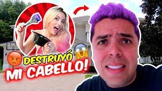 Video 24 HORAS DICIENDO SI A TODO! 😱 DESTRUYÓ MI CABELLO! 🤮😭 | ItsOsoTV MP3, 3GP, MP4, WEBM, AVI, FLV Januari 2019