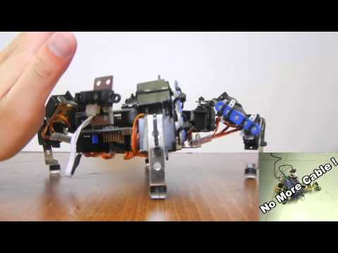 Solar Quadruped
