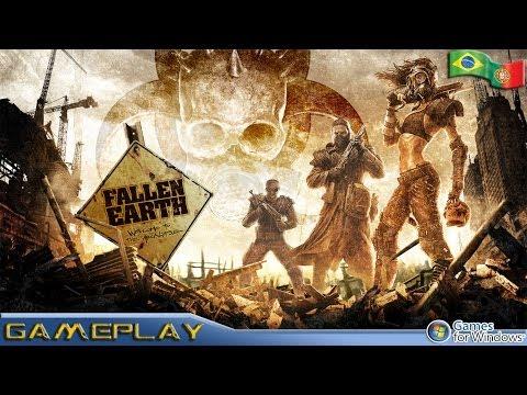 Fallen Earth – Gameplay em (PT-BR)