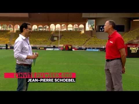 L'invité du weekend : Jean-Pierre Schoebel