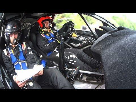 Rally Rzeszow 2017 - ?stberg Vs Steering Wheel